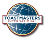 Toastmasters Event